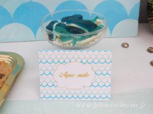 Cadeaux Invités - sachets bonbons - Fêtes vous même
