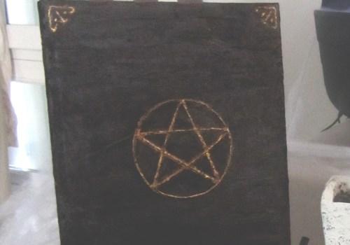 Grimoire de sorcière - Fêtes vous même