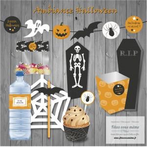 compo Kit Halloween