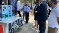 KARACA'DAN GÖCEK ANADOLU LİSESİ'NE ZİYARET