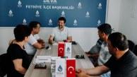 DEVA PARTİSİ İLÇE BAŞKANLARI TOPLANTISINA  FETHİYE EV SAHİPLİĞİ YAPTI