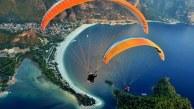 Babadağ'dan 119 Bin 446 Kişi  Yamaç Paraşütüyle Uçtu