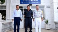 Başkan Çıralı'dan Binbaşı Çiçek'e Hayırlı Olsun Ziyareti