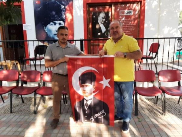 CHP'li Demir, Başkan Adayı Demirtaş'a Başarılar Diledi