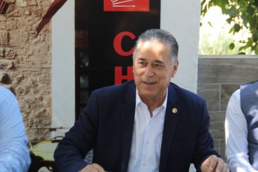 """CHP'li Özcan """"Halk Artık Değişim İstiyor"""""""