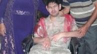 Engelli Levent'in  Askerlik Hayali Eğlence İle Gerçek Oldu