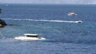 Batan Teknede Bulunan 3 Kişi Kurtarıldı