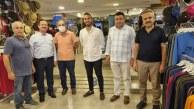 AK Parti İlçe Başkanı Öztürk'ten Esnaf Ziyaretleri