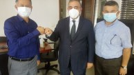 Başsavcı Bingül'den Başkan Soydemir'e Ziyaret