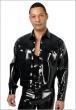 22004-Latex-denim-style-jacket