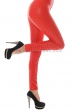 leggings-stretchlack-red-cube