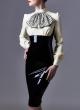 latex-guinness-dress
