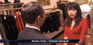 Atsuko Kudo Interview