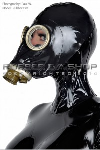 Hooded Danish Gasmask