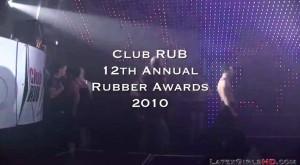 Club Rub Awards 2010