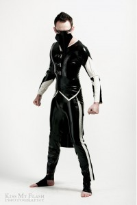 Claw-Hammer Men's Latex Tailcoat