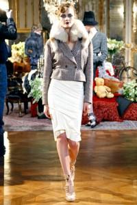 John Galliano Fall 2011 Ready-to-Wear