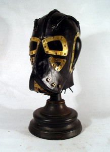 "Steampunk Gas Mask ""Inspector"""