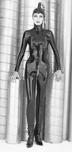 Cocoon Female Catsuit