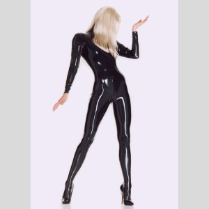 Pure Catsuit with Feet