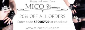 MICO couture Sale