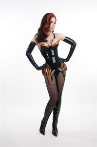 All Or Nothing Corset