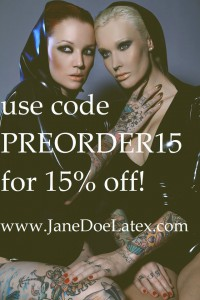 JaneDoeLatex Sale