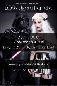VinNoir Latex Sale
