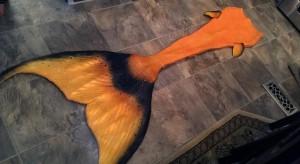 Pro Custom Realistic Latex mermaid Tails 2