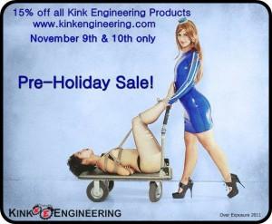KinkEngineering Sale
