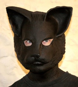 Kitty Cat Mask