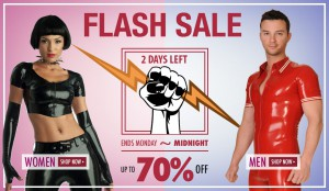Libidex Flash Sale