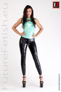 0310 PATTERNED LEGGINGS