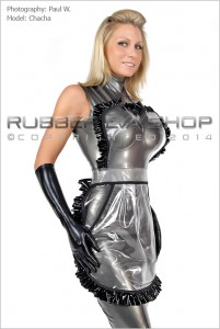 Underwired Sleeveless Rubber Body 2