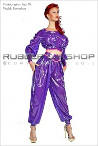 Rubber Harem Outfit 2