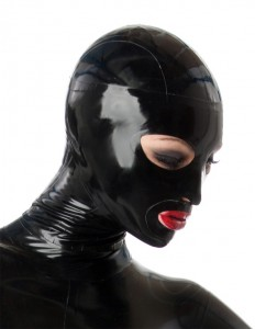 Female Full Face Hood