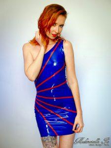 SunRay dress front