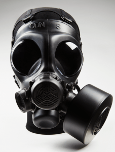 C-4ガスマスク