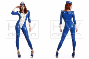 Sailor Catsuit