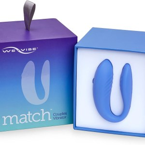 Vibrador doble a control remoto Match - We Vibe