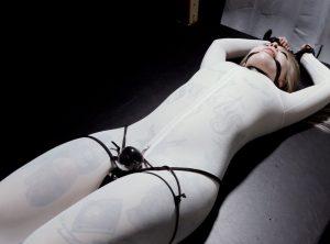Kaiia Eve Nonstop Bondage Bed Orgasms