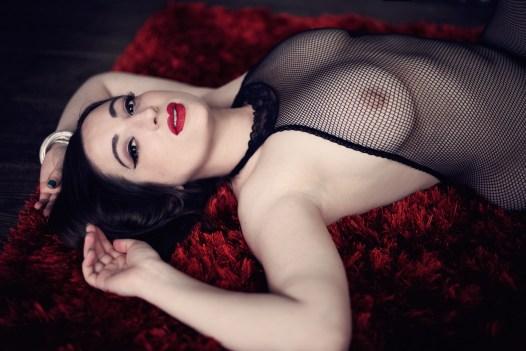 London Dominatrix Mistress Evilyne