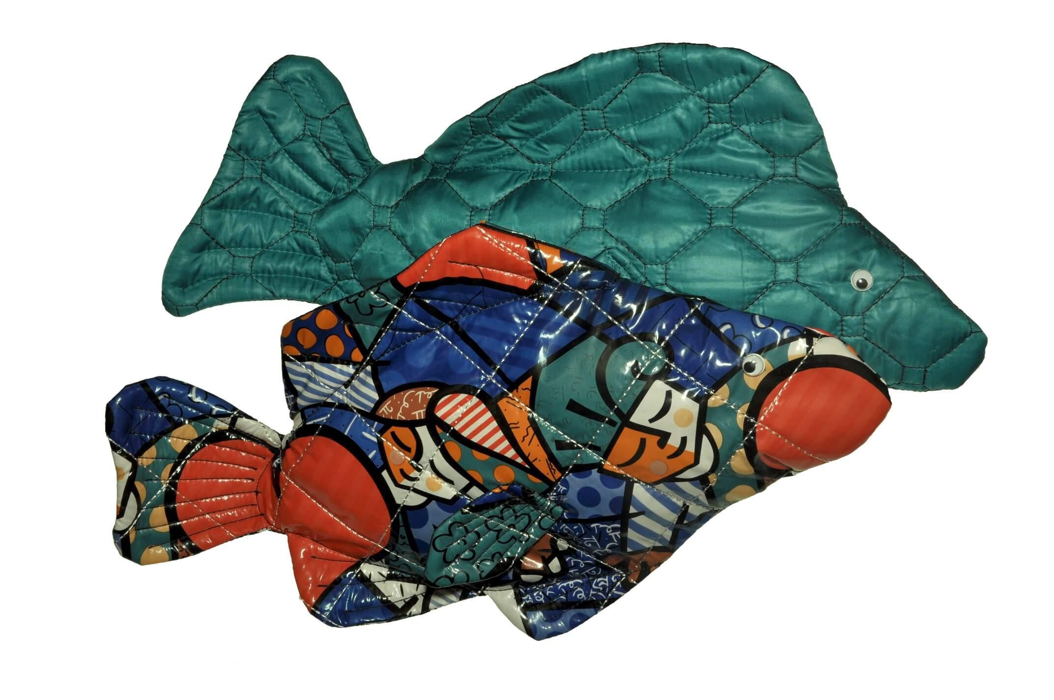 Fish your bag