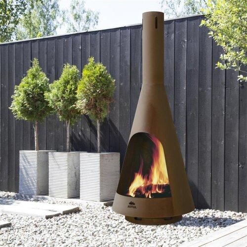 Feuerstellen  Aussenkamine online kaufen  FeuerFuchs