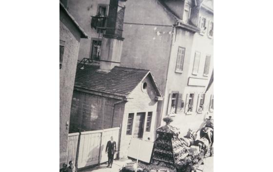 Feuerbachde  Gltsteiner Hof Mohrenhof 1