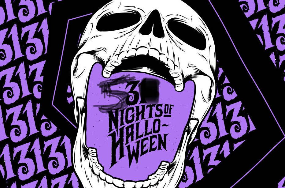 Premise Of Halloween 2020 53 Nights of Halloween 2020: 1 7   Feuerbach In Progress