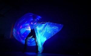 Künstler buchen für Events-sabrina wolfram art project-heidelberg-lichtshow-feuershow-livemusik