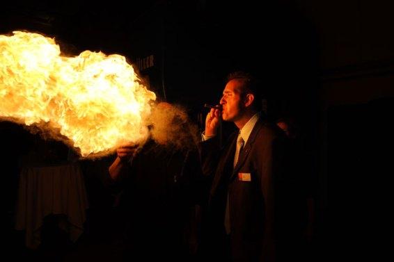 Feuershow Workshop