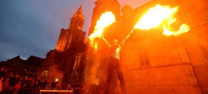 Feuershow Heilbronn Mattias