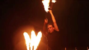 Feuerperformance Team Feuershow.de